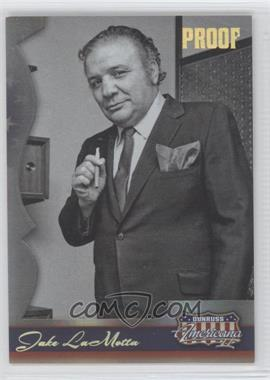2008 Donruss Americana II Gold Proof #190 - Jake LaMotta /100