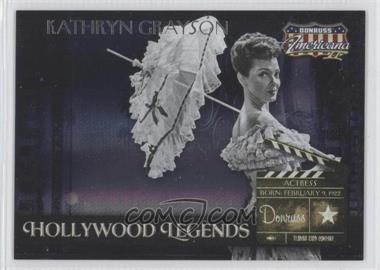 2008 Donruss Americana II Hollywood Legends #HL-50 - [Missing] /500
