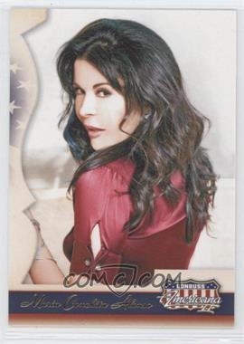 2008 Donruss Americana II Retail #122 - Maria Conchita Alonso