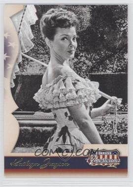 2008 Donruss Americana II Retail #159 - Kathryn Grayson