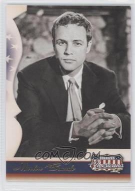 2008 Donruss Americana II Retail #228 - Marlon Brando