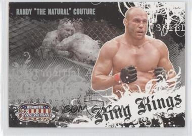 2008 Donruss Americana II Ring Kings Promos #RK-PROMO - Randy Couture