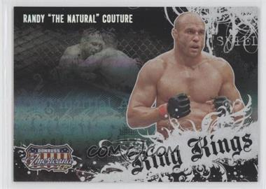2008 Donruss Americana II Ring Kings Retail #RK-RC - Randy Couture