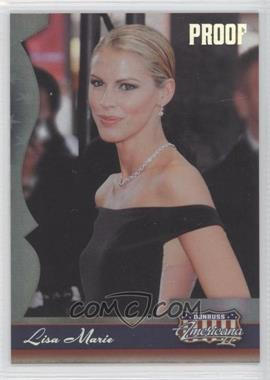 2008 Donruss Americana II Silver Proof #141 - Lisa Marie /250