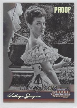 2008 Donruss Americana II Silver Proof #159 - Kathryn Grayson /250