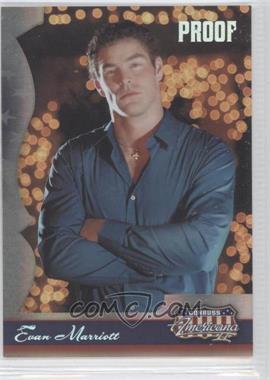 2008 Donruss Americana II Silver Proof #183 - Evan Marriott /250