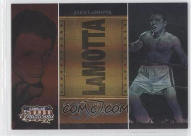 2008 Donruss Americana II Sports Legends #SL-15 - Jake LaMotta /500