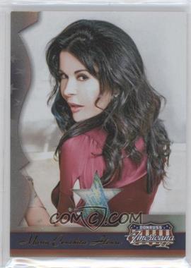2008 Donruss Americana II Stars Materials [Memorabilia] #122 - Maria Conchita Alonso /400