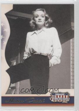 2008 Donruss Americana II #234 - Marlene Dietrich