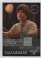Josh Hutcherson as Sean