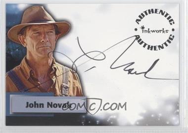 2008 Inkworks Smallville Season 6 [???] #A52 - John Novak as Jed McNally