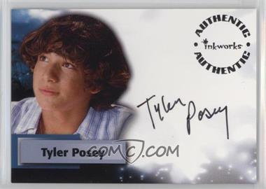 2008 Inkworks Smallville Season 6 [???] #A54 - Tyler Posey as Javier