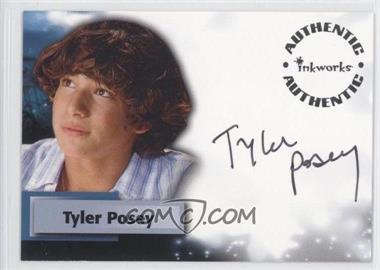 2008 Inkworks Smallville Season 6 [???] #A54 - Tyler Posey as Javier