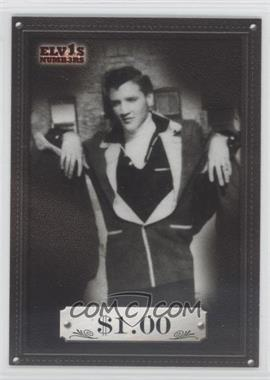 2008 Press Pass Elvis by the Numbers - [Base] #7 - $1.00