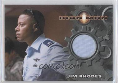 2008 Rittenhouse Iron Man: The Movie - Authentic Costume #TEHO - Terrence Howard as Jim Rhodes