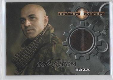 2008 Rittenhouse Iron Man: The Movie Authentic Costume #FATA - Faran Tahir as Raza