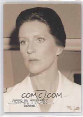 2008 Rittenhouse Star Trek: Movies In Motion Portraits #POR8 - Majel Barrett as Dr. Chapel