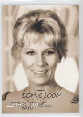 2008 Rittenhouse Star Trek: Movies In Motion Portraits #POR9 - Grace Lee Whitney as CPO Rand