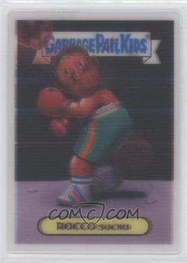 2008 Topps Garbage Pail Kids All-New Series 7 Loco Motion #3 - Rocco Socko