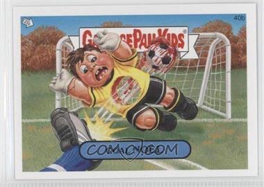 2008 Topps Garbage Pail Kids All-New Series 7 #40b - Goal Noel