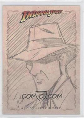 2008 Topps Indiana Jones Heritage Sketch Cards #N/A - [Missing] /1