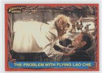 The problem with flying Lao Che /500