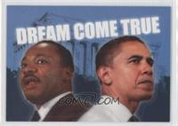 Barack Obama, Martin Luther King Jr.