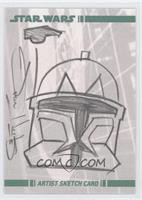 Clone Trooper, Unknown Artist /1