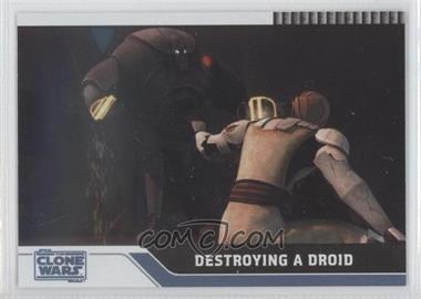 2008 Topps Star Wars: The Clone Wars [???] #28 - [Missing] /205