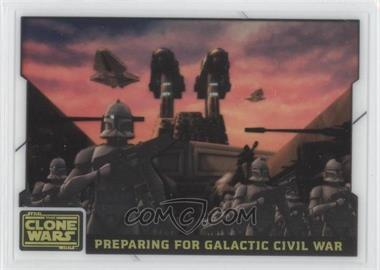 2008 Topps Star Wars: The Clone Wars [???] #9 - [Missing]