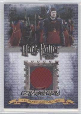 2009 Artbox Harry Potter and the Half-Blood Prince - Costume Cards #C3 - Rupert Grint as Ron Weasley