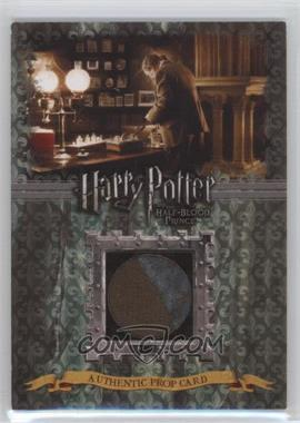 2009 Artbox Harry Potter and the Half-Blood Prince Prop Cards #P5 - Slughorn's Office Wall Covering /330