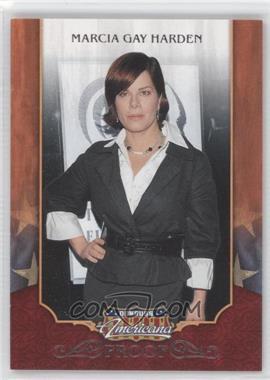 2009 Donruss Americana - [Base] - Retail Proofs Silver #3 - Marcia Gay Harden /250