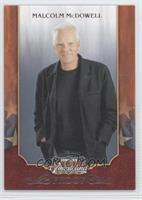 Malcolm McDowell /250