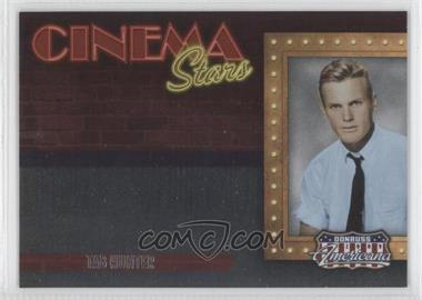 2009 Donruss Americana - Cinema Stars #7 - Tab Hunter /1000