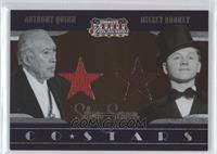 Anthony Quinn, Mickey Rooney /100