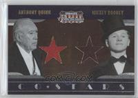 Mickey Rooney, Anthony Quinn /250