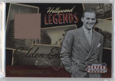 2009 Donruss Americana - Hollywood Legends - Golden Era Materials [Memorabilia] #12 - Douglas Fairbanks Jr. /50