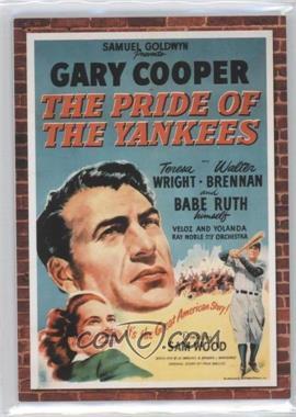 2009 Donruss Americana - Movie Posters - Materials #64 - Gary Cooper /500