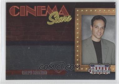 2009 Donruss Americana Cinema Stars #13 - Ralph Macchio /1000