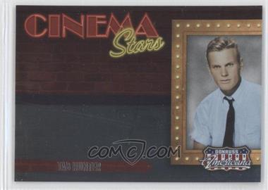 2009 Donruss Americana Cinema Stars #7 - Tab Hunter /1000