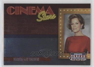 2009 Donruss Americana Cinema Stars #8 - Marcia Gay Harden /1000