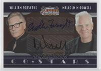 Malcolm McDowell, William Forsythe /25