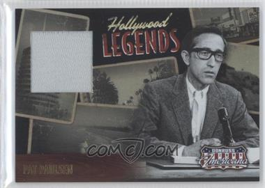 2009 Donruss Americana Hollywood Legends Materials [Memorabilia] #17 - Pat Paulsen /250