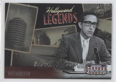 2009 Donruss Americana Hollywood Legends #17 - Pat Paulsen /1000