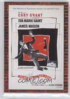 Cary Grant, Eva Marie Saint, James Mason /500