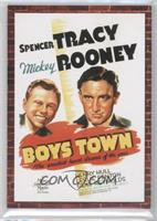 Mickey Rooney, Spencer Tracy /500
