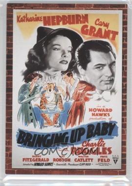 2009 Donruss Americana Movie Posters Materials #27 - Katharine Hepburn /500