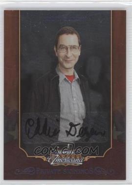 2009 Donruss Americana Private Signings [Autographed] #14 - Eddie Deezen /250