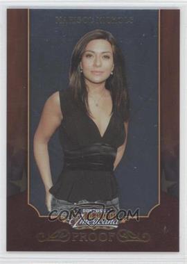 2009 Donruss Americana Proofs Gold #75 - Marisol Nichols /50